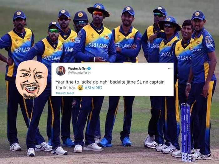 sri lanka new captain