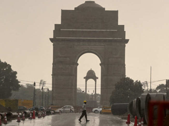 Monsoon-Delhi