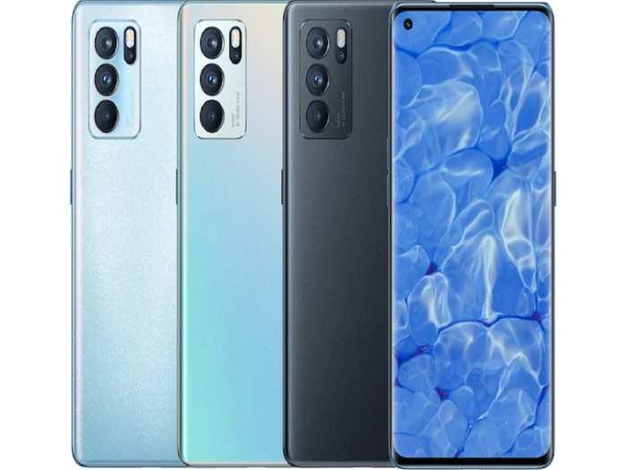 Oppo Reno 6 Series New Smartphone Oppo Reno 6Z