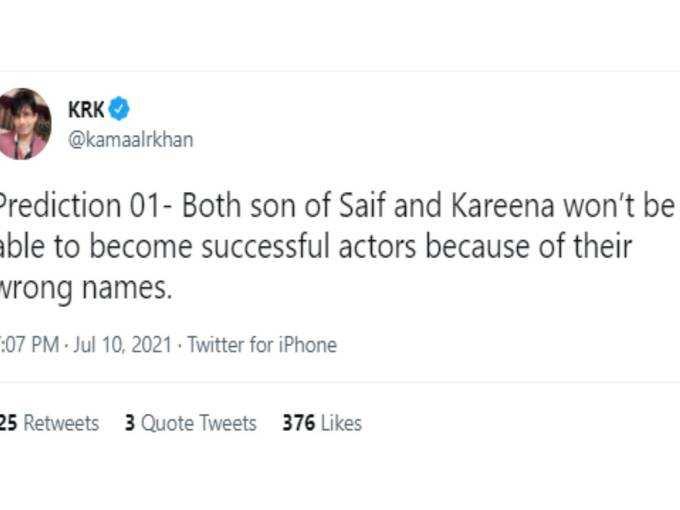 kareena kapoor tweet