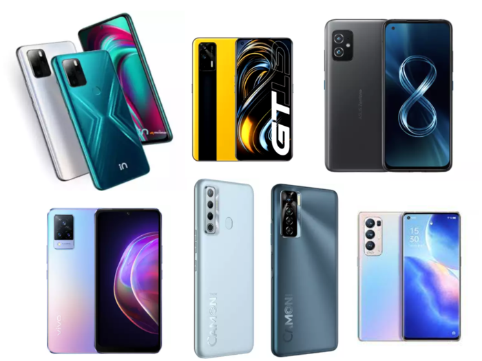 These 11 smartphones from OnePlus, Xiaomi, Oppo and others are launching soon