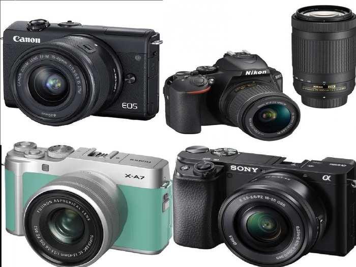 Best DSLR Camera Under 50K On Amazon Flipkart Canon Nikon