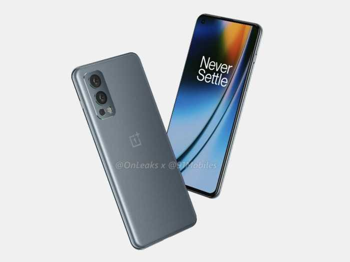OnePlus Nord 2 Mobile