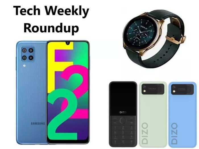 Tech Weekly Roundup
