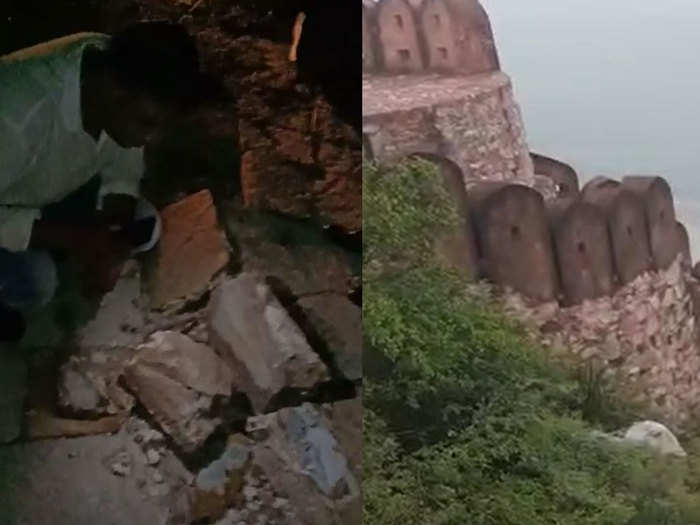 jaipur amer fort watch tower lightning death update know place where many people lost live