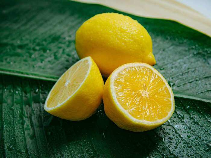 easy and simple face mask tips made by lemon try for clean beautiful and glowing skin