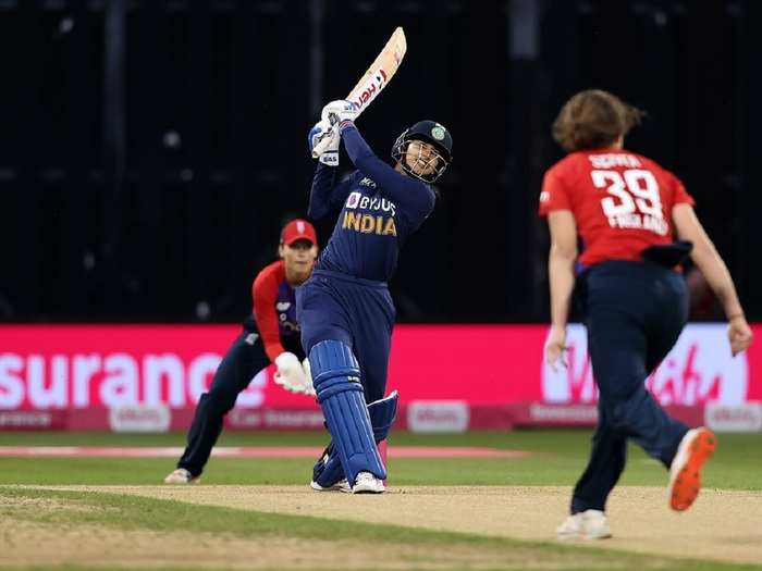 Ind vs Eng womens t20i