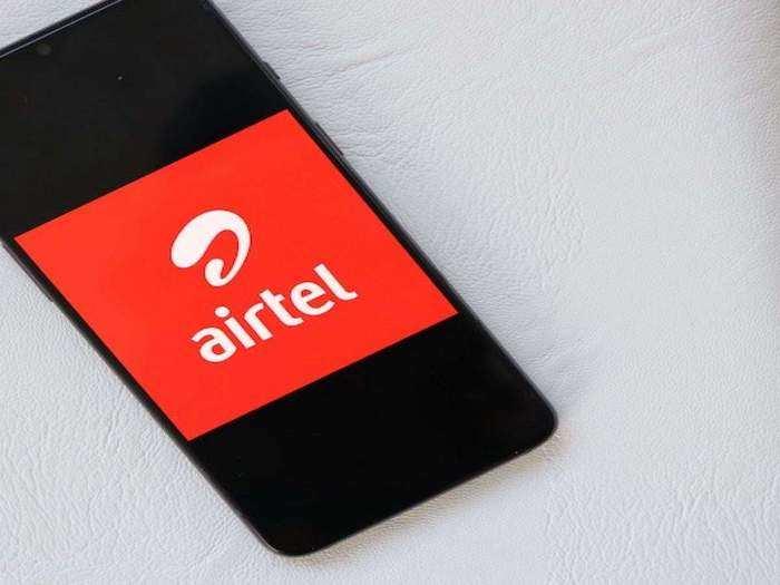 Airtel 5G Trial.