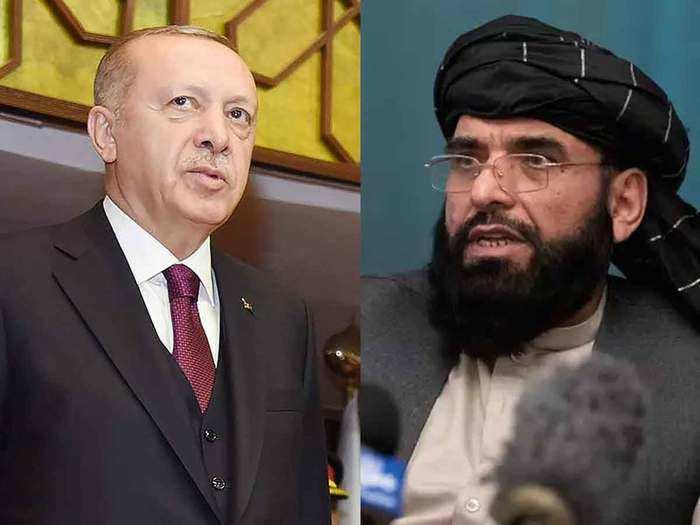 erdogan taliban