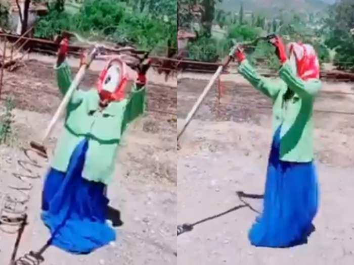 Jugaadu Scarecrow Will Leave Anyone Feeling Terrified