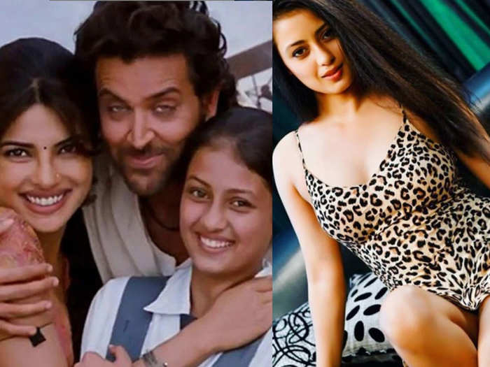 Hrithik Roshan's sister in Agneepath, Kanika Kapoor's tremendous transformation became difficult to identify