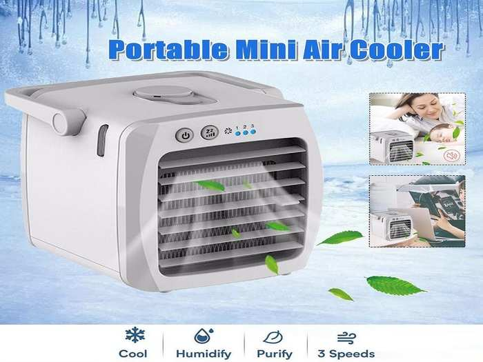 Portable Mini Air Coolers On Amazon Price 1