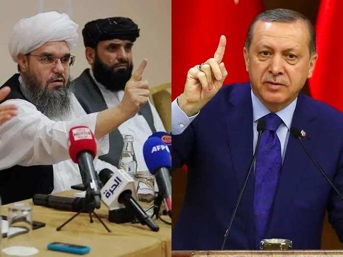 Taliban Turkey