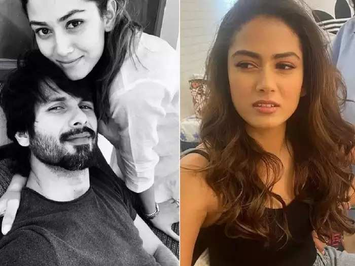 mira rajput asked serious question on husband shahid kapoor untidy behavior are all men like this