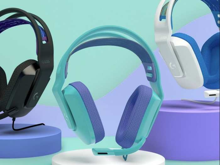 Logitech G335 wired Gaming headset launched Price