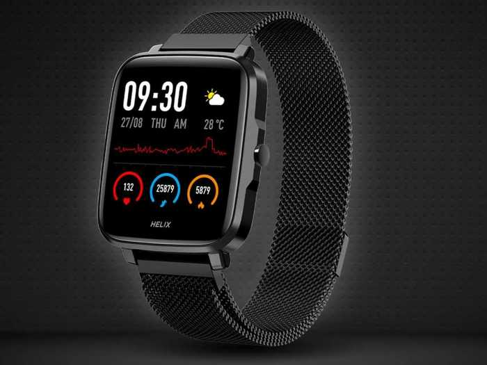 Timex Helix Smart 2.0 Smartwatch