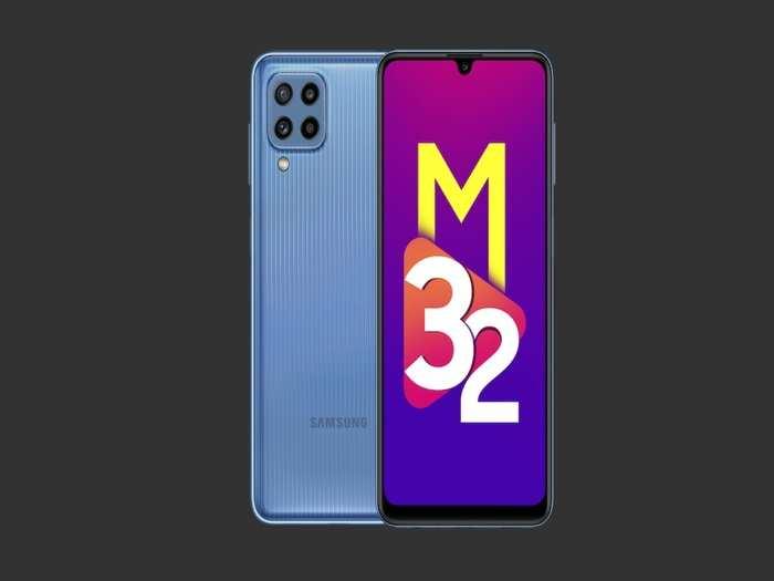 New Smartphone Samsung Galaxy M32 5G Launch Price