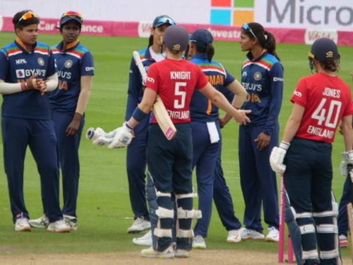भारतीय महिला क्रिकेट टीम @bcci