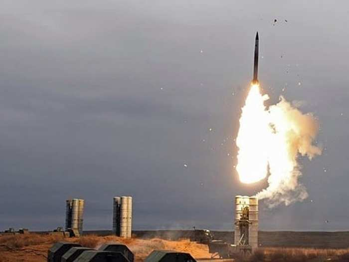 s-500 missile system combat missile trials complete, killer of f-35 russian aerospace defence forces