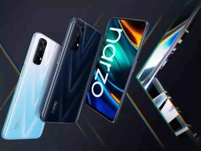 best smartphones under 15000 rupees realme narzo 30 redmi note 10 check list
