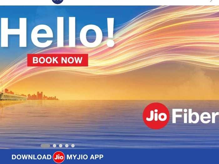 Jio Fiber Best Plan Under 1000 Rupees In India 999 399