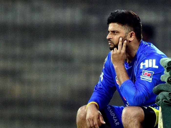 Suresh Raina Team India