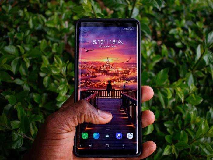 हैवी बैटरी के साथ कई शानदार फीचर वाले हैं ये Samsung स्मार्टफोन