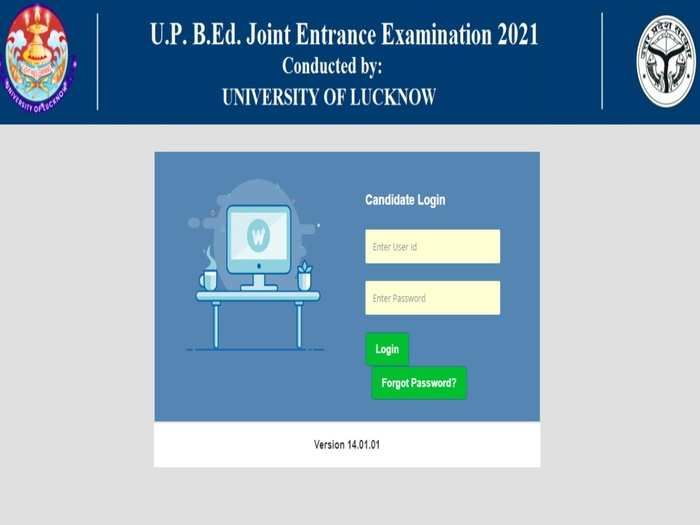 UP Bed JEE Admit card 2021