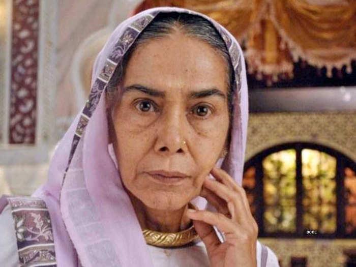 Surekha Sikri Death News: Bollywood Actress Surekha Sikri Passed Away At 75  - Surekha Sikri Ka Nidhan: नहीं रहीं 'दादी सा' सुरेखा सीकरी, कार्डिएक  अरेस्ट से हुआ निधन - Navbharat Times
