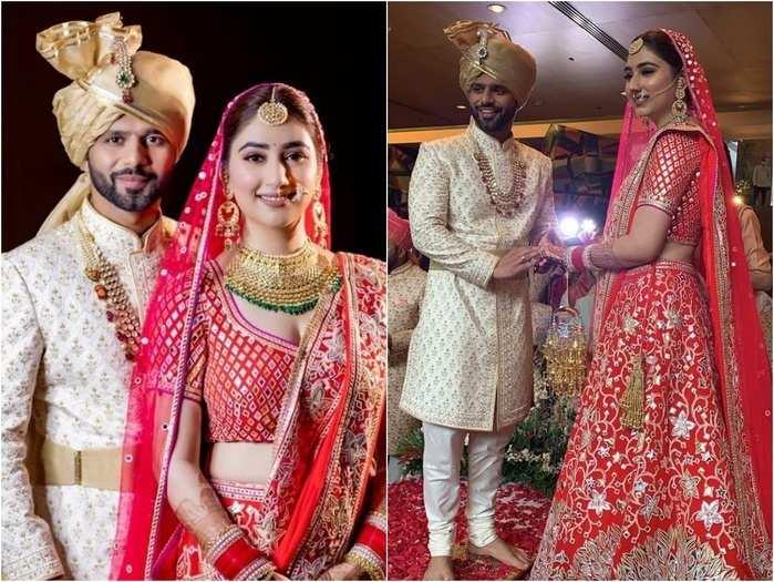 Rahul Disha Wedding Photos and Videos