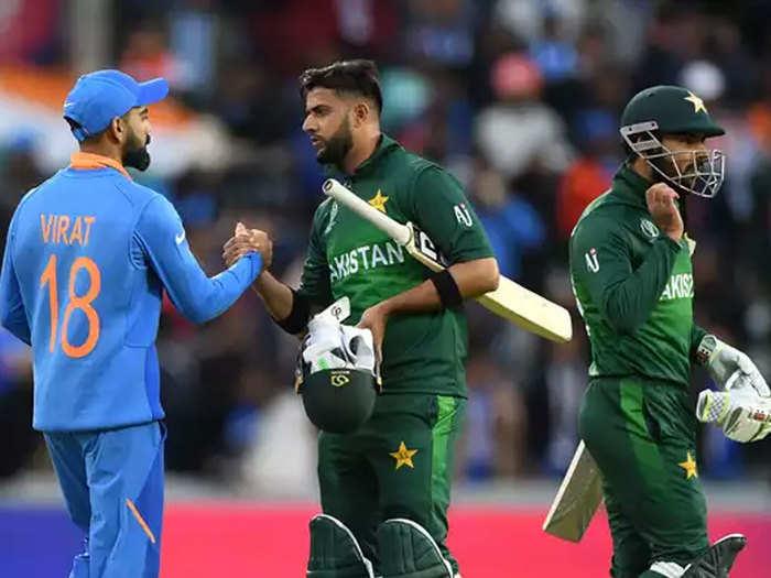 India-Pakistan In Same Group: आईसीसी टी-20 वर्ल्ड कप में भारत-पाकिस्तान की भिड़ंत निश्चित, एक ही ग्रुप में किए गए शामिल