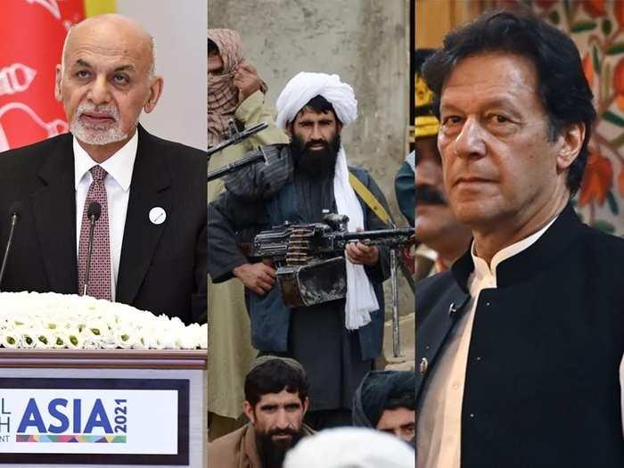Afghan Taliban Pakistan 01