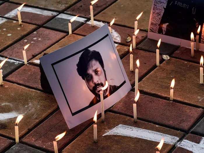 Kolkata_ Photographers pay tribute to Pulitzer prize-winning photographer Danish....