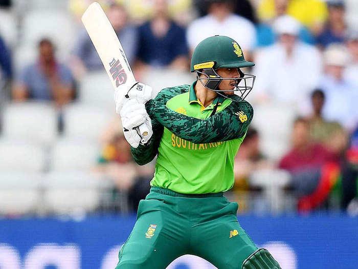 SA vs IRE 3rd ODI Highlights: क्विंटन डि कॉक ने तोड़ा धोनी का खास रेकॉर्ड, साउथ अफ्रीका ने आयरलैंड को हराया