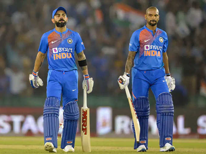 अगर विराट और रवि भाई को किसी खिलाड़ी का प्रदर्शन देखना है तो ध्यान रखेंगे: शिखर धवन