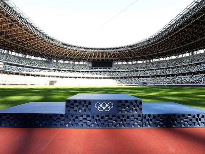 olympic corona