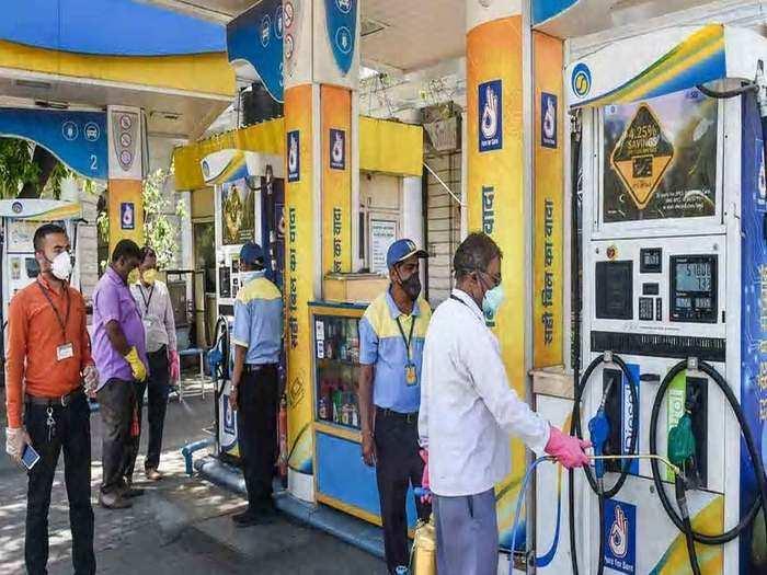 लगातार दूसरे दिन पेट्रोल-डीजल की कीमतों में फेरबदल नहीं (File Photo)