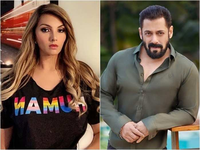 somy ali speaks about salman khan girlfriends says psychologically it is healthier for her to not be in touch with him