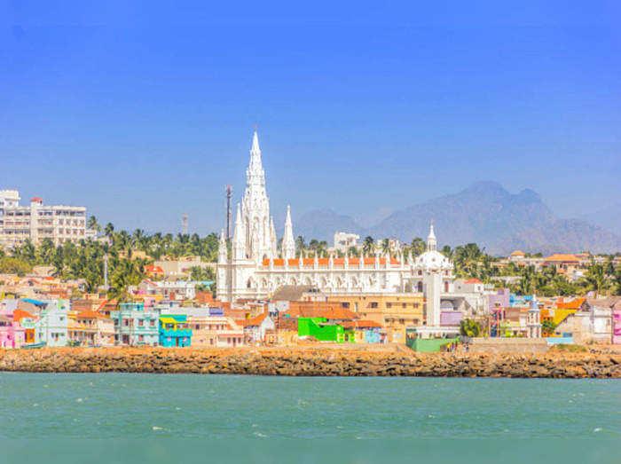 tourist places in kanyakumari in hindi