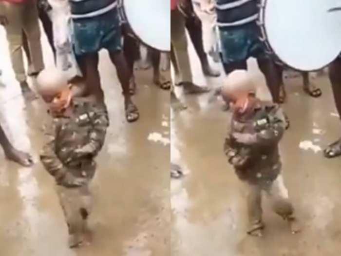 bhangra dance viral video