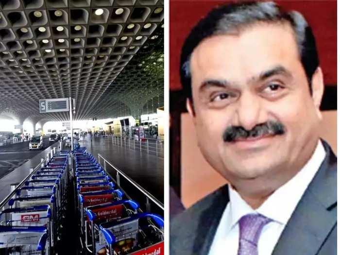 मुंबई विमानतळाचे मुख्यालय अहमदाबादला