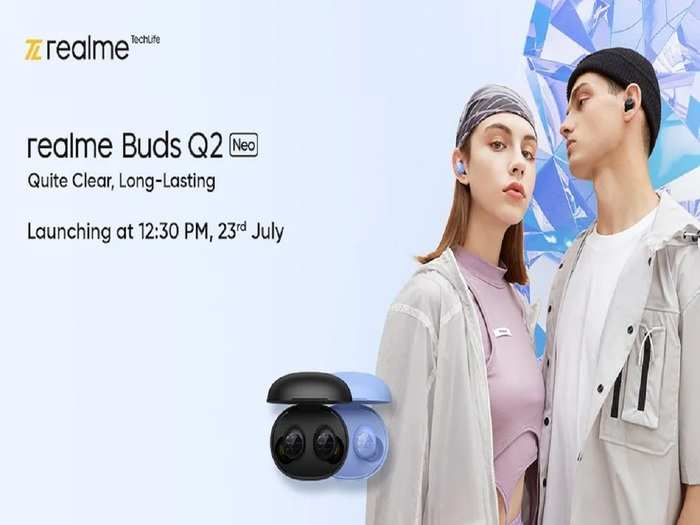 New Earbuds Realme Buds Q2 Neo Launch Price Specs