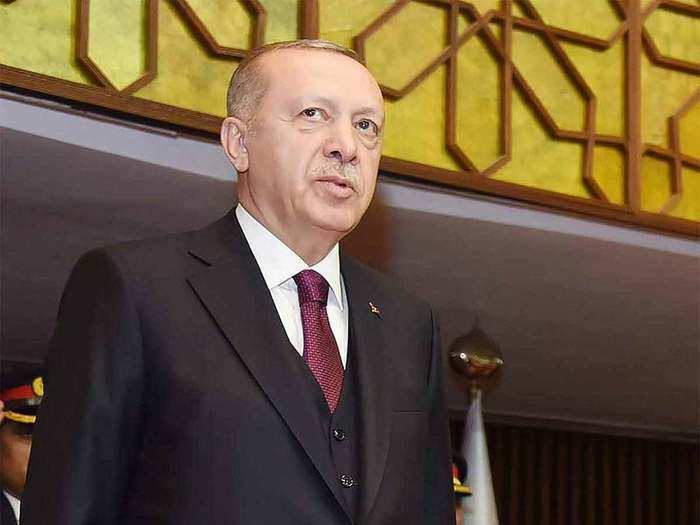 Erdogan Seeks US Support
