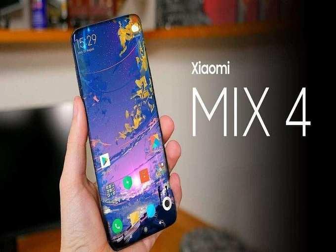 Xiaomi Mi Mix 4 And Xiaomi Mi CC 11 Launch Specs 1