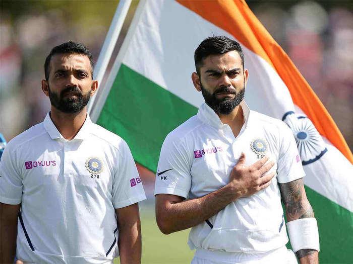 अहम प्रैक्टिस मैच में विराट कोहली, अजिंक्य रहाणे और अश्विन को आराम, आवेश खान और वॉशिंगटन सुंदर खेल रहे खिलाफ