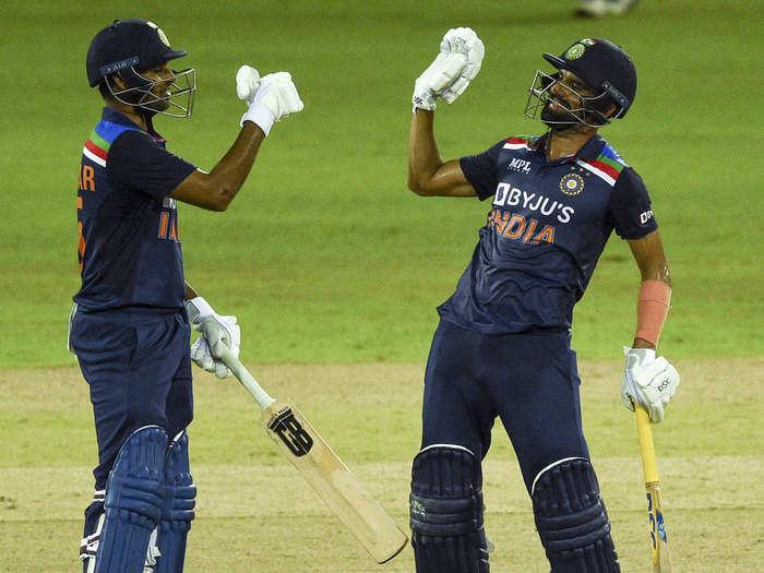 IND vs SL 2nd ODI Highlights: दीपक चाहर और भुवनेश्वर कुमार ने लिखी जीत की गाथा, भारत ने किया वनडे में लंका फतह