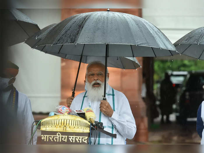 pm modi says at all party meeting that centre states should work together