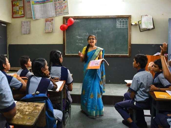 Morarji Desai Residential School Admission 2021