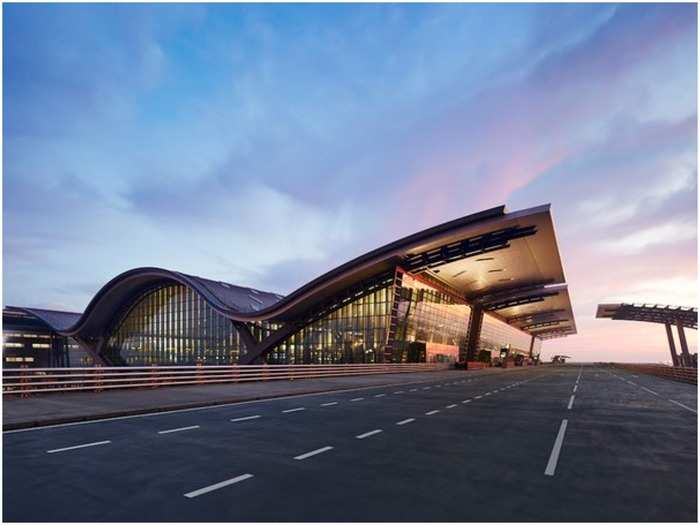 Middle East's busiest airport in 2021