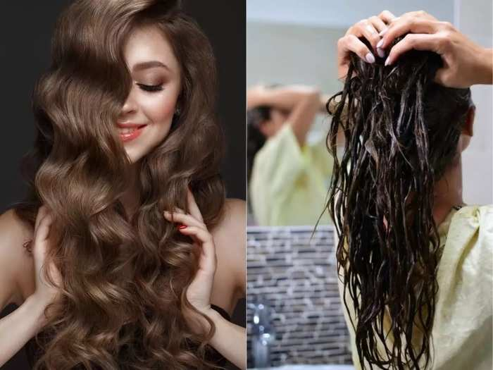 benefits of applying curd on hair and how to use curd to have healthy hair